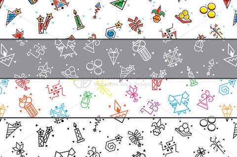 Diwali Celebration Pattern