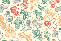 Cute Monsters - Scalable Vector Background