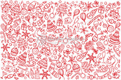 Christmas Celebration Pattern
