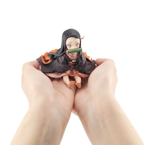 G.E.M Series: Demon Slayer: Kimetsu no Yaiba - Palmsize Nezuko-chan (Resale)