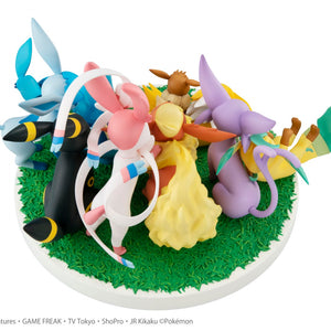 G.E.M.EX Series: Pokémon - Eevee Friends