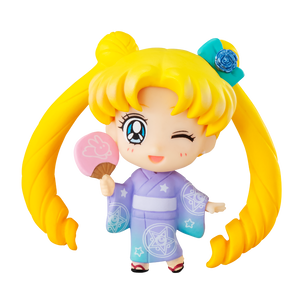 Petit Chara! Pretty Guardian Sailor Moon - Kyoto Marubeni ver.