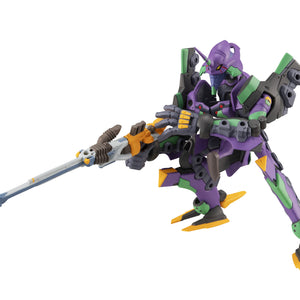 Desktop Army: Rebuild of Evangelion - Shinji Ikari & Evangelion Unit-01