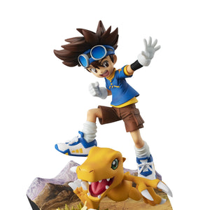 G.E.M. Series: Digimon Adventure - Taichi Kamiya & Agumon 20th Anniversary