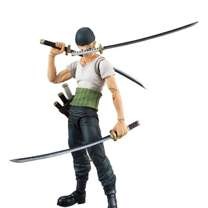 Variable Action Heroes: ONE PIECE Roronoa Zoro PAST BLUE