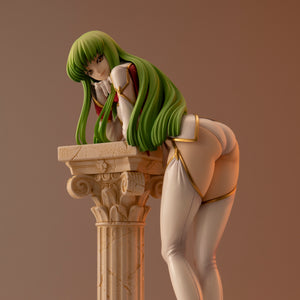 G.E.M. Series: Code Geass Lelouch of the Rebellion - C.C. Pilot Suit ver.