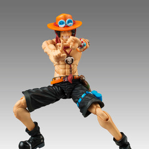 Variable Action Heroes: ONE PIECE - Portgas D. Ace  (Resale)