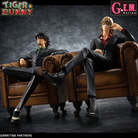 "G.E.M Series: TIGER & BUNNY ""S.O.C"" Buddy Set"