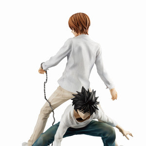G.E.M. Series: DEATH NOTE - Light Yagami & L