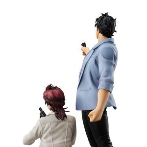 G.E.M Series: City Hunter: Shinjuku Private Eyes - Ryo Saeba & Kaori Makimura