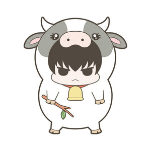 Gintama Prince Hata's Animal Paradise Love and Peace Ranch