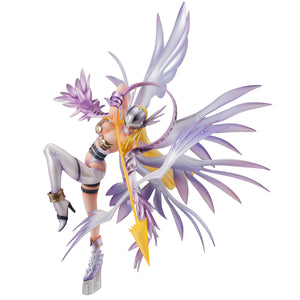 Precious G.E.M Series: Digimon Adventure - Angewomon Celestial Arrow ver. & Light-up Base