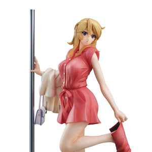 Yamato Girls Collection: Space Battleship Yamato 2202: Warriors of Love - Yuki Mori Private Outfit ver.