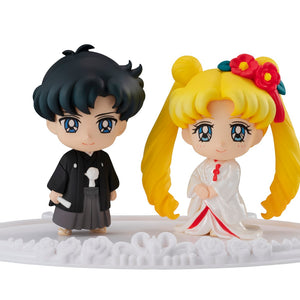 Petit Chara! Pretty Guardian Sailor Moon - Happy Japanese Wedding ver.
