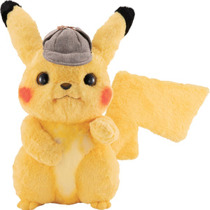 LIFE SIZE DOLL: Detective Pikachu