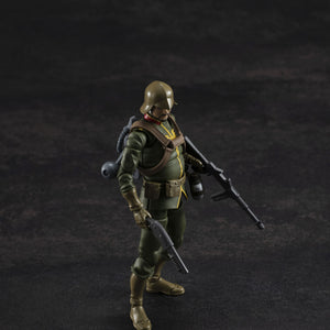 G.M.G. (Gundam Military Generation): Mobile Suit Gundam - Zeon Army Standard Infantry 02