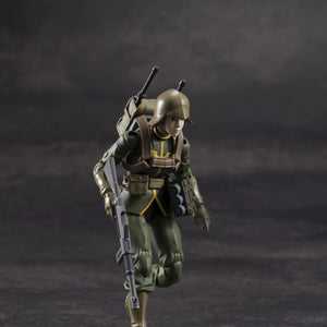 G.M.G. (Gundam Military Generation): Mobile Suit Gundam - Zeon Army Standard Infantry 03