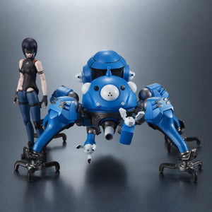 Variable Action Hi-SPEC: Ghost in the Shell: SAC_2045 - Tachikoma & Motoko Kusanagi