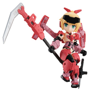 Desktop Army x FRAME ARMS GIRL: KT-323f Jinrai Series