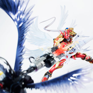 G.E.M. Series: Digimon Tamers - Gallantmon Crimson Mode (Resale)