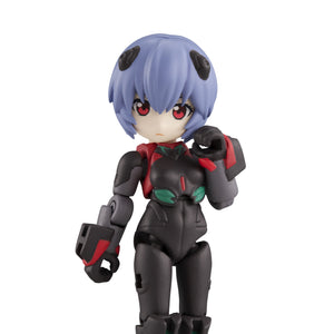 Desktop Army: Rebuild of Evangelion - Tentative Name: Rei Ayanami & First Adams' Vessel (Mid-Transition Form) Seele Spec.