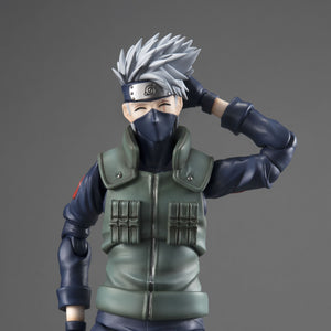 Variable Action Heroes DX: Naruto Shippuden - Kakashi Hatake