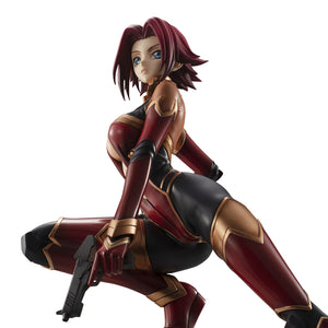 G.E.M. Series: Code Geass: Lelouch of the Rebellion - Kallen Kozuki Pilot Suit Ver.