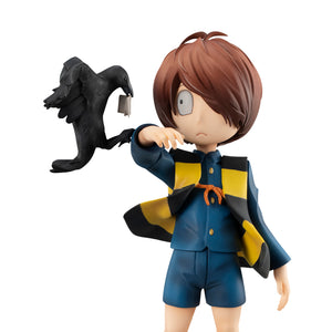 G.E.M Series: GeGeGe no Kitaro - Kitaro & Neko Musume Set with Sunekosuri Bonus