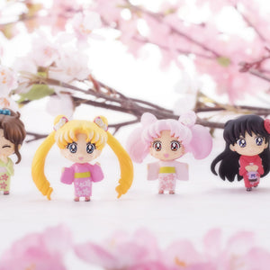 Petit Chara! Pretty Guardian Sailor Moon - Festival for Everyone Cherry Blossom Ver.