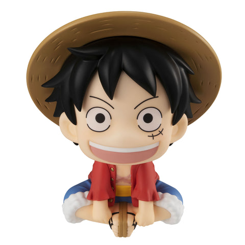 look up: ONE PIECE - Monkey D. Luffy