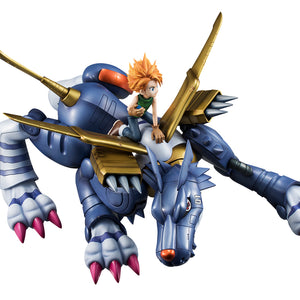 Precious G.E.M. Series: Digimon Adventure - MetalGarurumon and Yamato Ishida