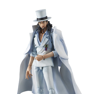 ONE PIECE Rob Lucci