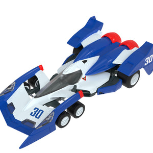 Variable Action Kit: Future GPX Cyber Formula - Super Asurada 01 (Aero Mode)