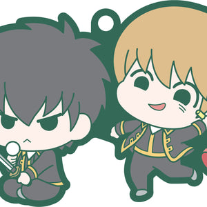 Rubber Mascots Buddy-Colle: Gintama - 24 Hours Vice-Commander