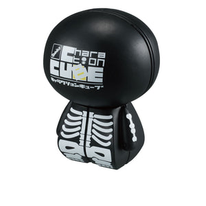 Charaction CUBE Bone Black