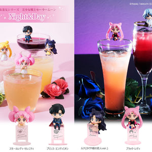 Pretty Soldier Sailor Moon Night & Day
