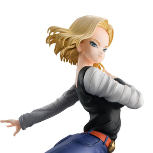 Dragonball Gals: Android 18 Ver. IV