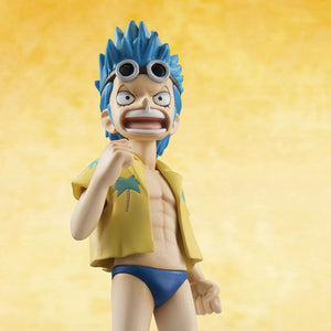 One Piece Series CB-R3 Franky