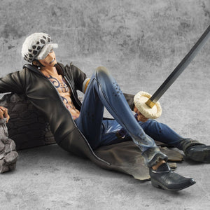 "Portrait.Of.Pirates ONE PIECE ""LIMITED EDITION"" Trafalgar Law Ver. VS"