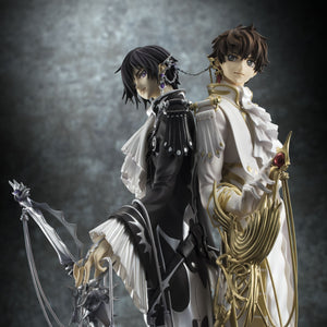 G.E.M. Series: Code Geass Lelouch of the Rebellion R2 - CLAMP works in Lelouch & Suzaku