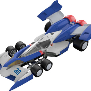 Variable Action Kit: Future GPX Cyber Formula - Super Asurada-01