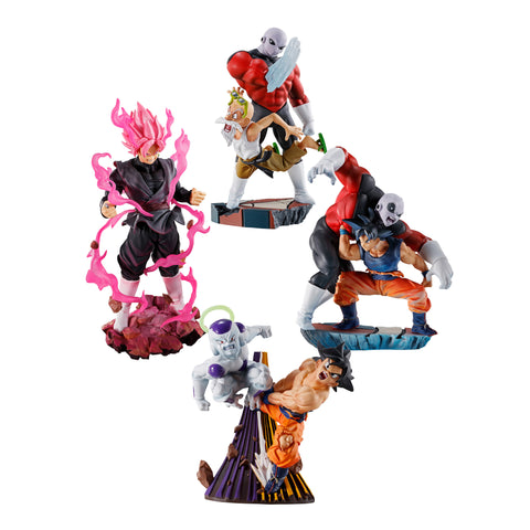 PETITRAMA DRAGON BALL Re: Birth Super Revival Ver.