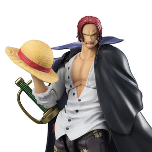 Variable Action Heroes: ONE PIECE Red-Haired Shanks