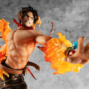 "Portrait.Of.Pirates: ONE PIECE ""NEO-MAXIMUM"" - Portgas D. Ace 15th LIMITED Ver."