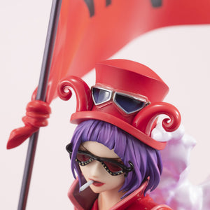 "Portrait.Of.Pirates: ONE PIECE ""LIMITED EDITION"" - Commander of the ""East Army"" Revolutionary Army Belo Betty"