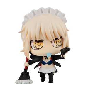 Petit Chara! Series: ChimiMega Fate/Grand Order Set #03