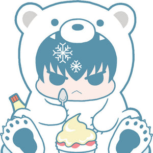 Gintama Prince Hata with Ice Animals! Edition