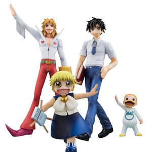 Variable Action Heroes: Zatch Bell! - Kanchome and Parco Folgore
