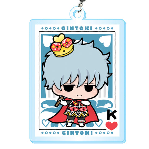 Gintama Gin-san Card Game Series