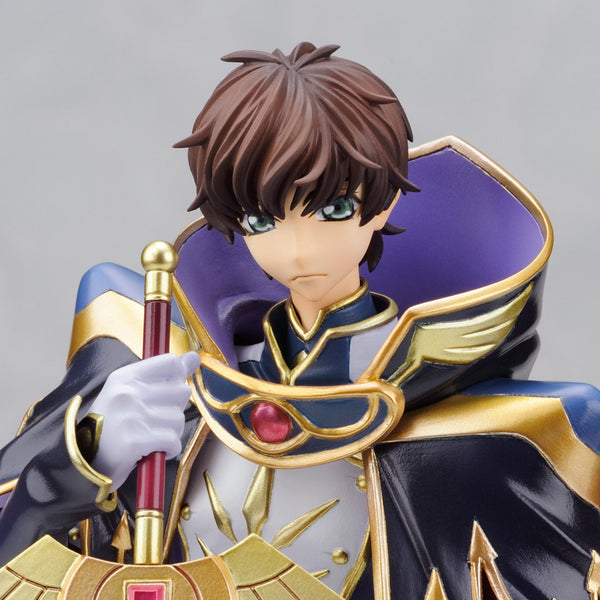 Code Geass Lelouch of the Rebellion R2 Suzaku Kururugi Knight of Zero (resale)